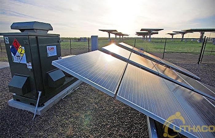 Tích trữ điện sạch (lưu trữ năng lượng) tránh lãng phí nguồn đầu tư 1