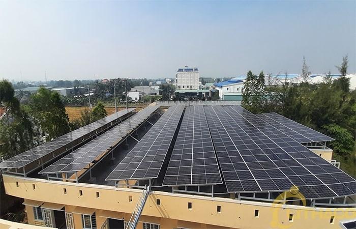 IEA: Điện mặt trời sẽ là 'vua mới' trên thị trường 1