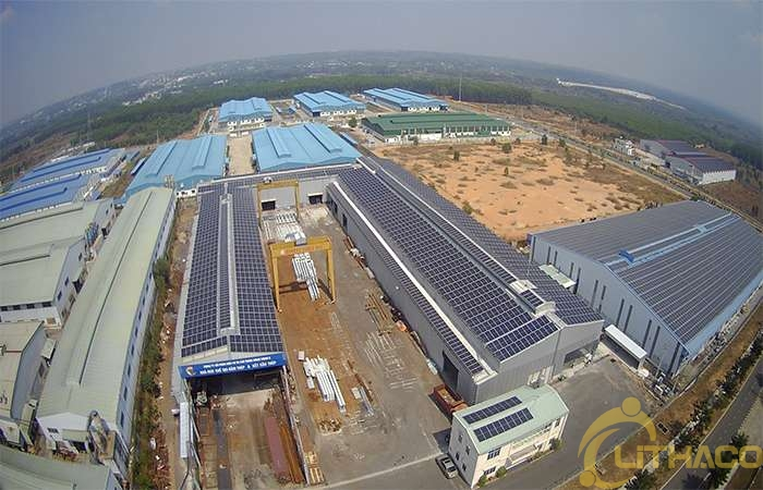 Điện mặt trời nối lưới 999KWP