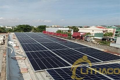 Điện mặt trời nối lưới 15.13 kWp