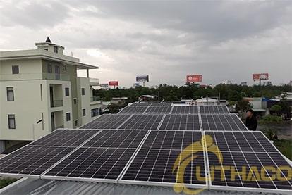 Tên Dự án: Lắp đặt hệ thống điện năng lượng mặt trời nối lưới công suất 5.2 kWp - 1P _QCELLS khách hàng Võ Tư Thoan, Cần Thơ