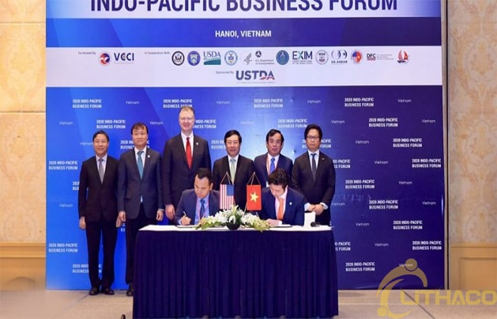 Dòng vốn Mỹ đổ vào năng lượng Việt Nam để thay thế dòng vốn từ Trung Quốc 1