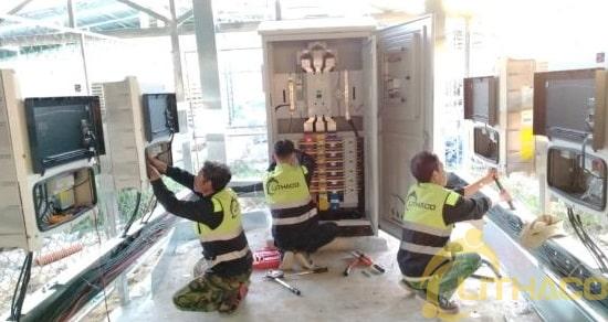 Dịch vụ vận hành, bảo dưỡng nhà máy điện mặt trời của LITHACO