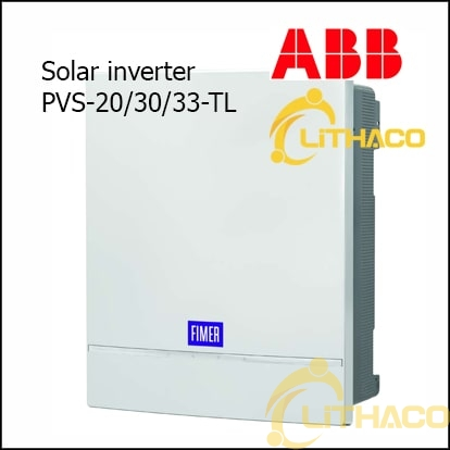 Solar inverter ABB PVS-20/30/33-TL