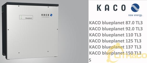 Bảo trì và khắc phục sự cố lỗi biến tần KACO blueplanet 87.0-150 TL3 1