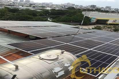Điện mặt trời nối lưới 25.2kWp
