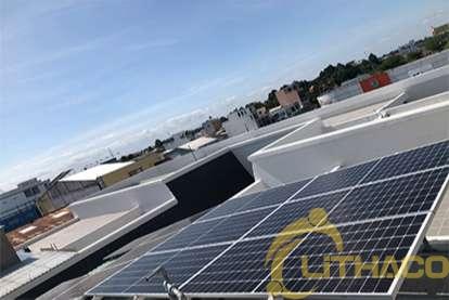 Điện mặt trời nối lưới 5.2 kWp