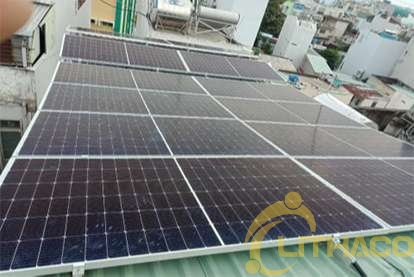 Điện mặt trời nối lưới 6.3 kWp