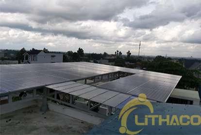 Điện mặt trời nối lưới 16.4 kWp