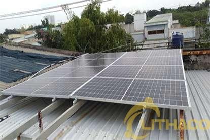 Điện mặt trời nối lưới 3.2 kWp