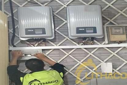 Điện mặt trời nối lưới 6.23 kWp