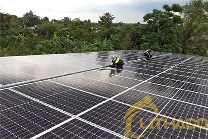 Điện mặt trời nối lưới 45 kWp