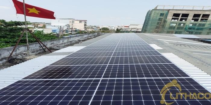 Lithaco Khởi công hàng loạt dự án điện mặt trời trên các trụ sở cơ quan tỉnh Đồng Tháp