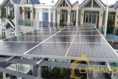 Điện mặt trời nối lưới 8.4 kWp
