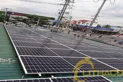 Điện mặt trời nối lưới 16.8 kWp