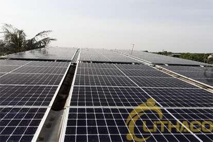 Điện mặt trời nối lưới 25 kWp