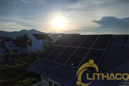 Điện mặt trời nối lưới 10.68 kWp