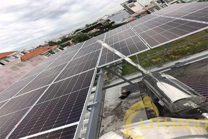 Điện mặt trời nối lưới 10.8 kWp