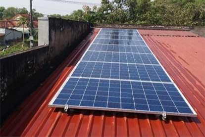 Điện mặt trời nối lưới 3.480kWp