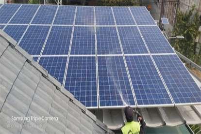 Điện mặt trời nối lưới 9.3kWp