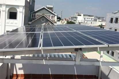 Điện mặt trời nối lưới 3.9kWp