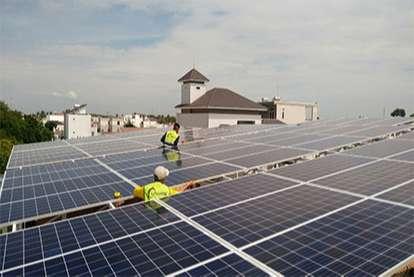 Điện mặt trời tương tác lưới 3