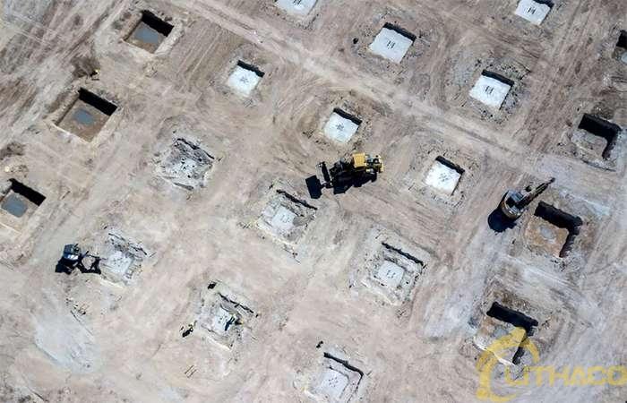 Sản xuất pin lưu trữ năng lượng Lithium ion – Trung Quốc đang cho Hoa Kỳ ngửi khói