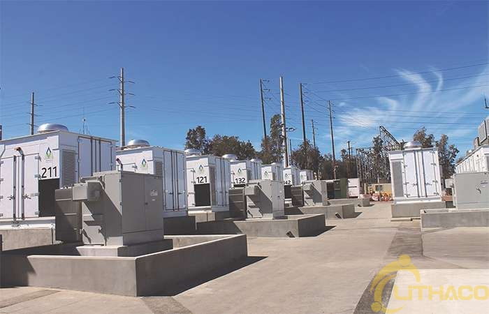 Điểm qua các dự án tích trữ điện mặt trời lớn sử dụng công nghệ Pin Lithium