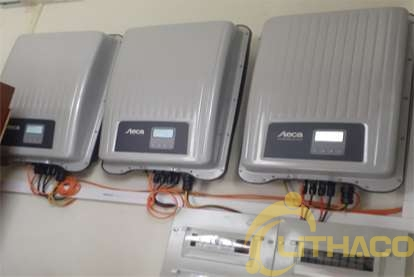 Điện mặt trời nối lưới 15 kWp