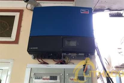 Điện mặt trời nối lưới 20 kWp