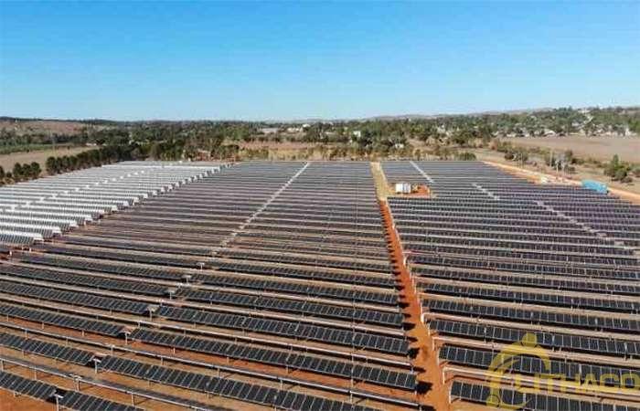 Pin lưu trữ năng lượng rẻ hơn 30% so với các nhà máy khí đốt để chạy bù nền cho năng lượng tái tạo 1