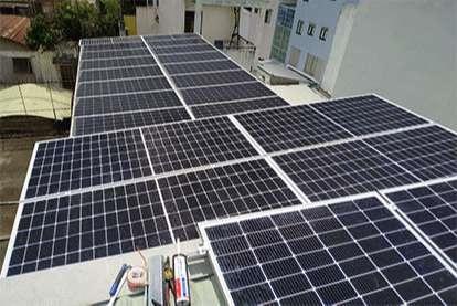 Điện mặt trời nối lưới 5.6kWp