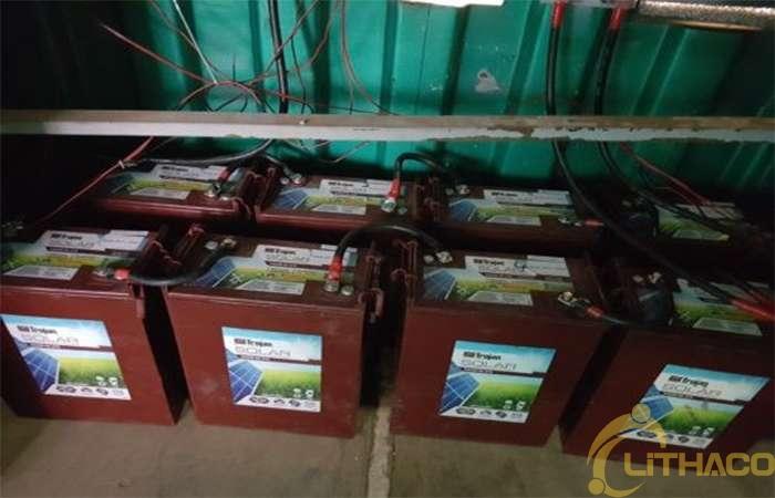 Lựa chọn pin lưu trữ điện cho các ngôi nhà không kết nối lưới điện