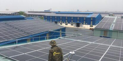 Dịch vụ vận hành và bảo trì(O&M) nhà máy điện mặt trời