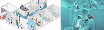 Giải pháp lưu trữ điện cho Bệnh Viện