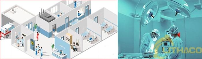 Giải pháp lưu trữ điện cho Bệnh Viện 1