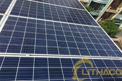 Điện mặt trời nối lưới 4.3kWp