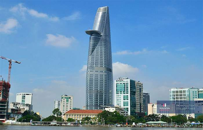 BITEXCO FINANCIAL TOWER TP.HCM