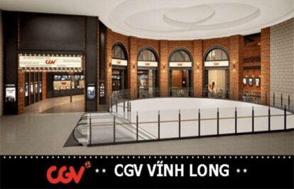Rạp chiếu phim CGV Vĩnh Long