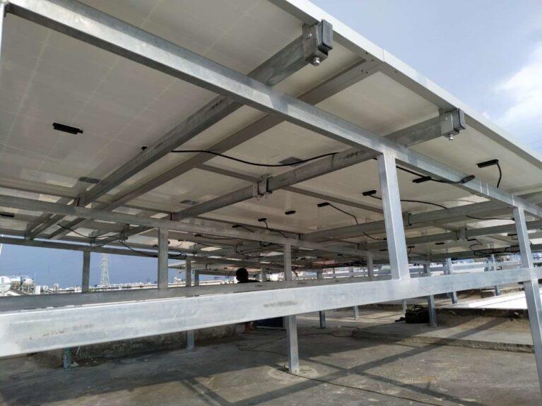 Điện mặt trời nối lưới 5.18kWp