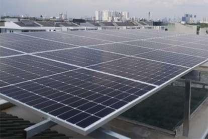 Điện mặt trời nối lưới 10.36kWp