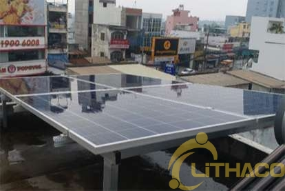 Điện mặt trời nối lưới 2kWp