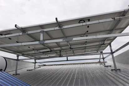 Điện mặt trời nối lưới 5.17kWp