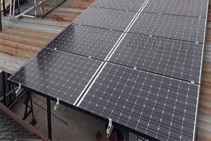 Điện mặt trời nối lưới 3.2kWp