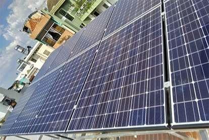 Điện mặt trời nối lưới 7.125kWp