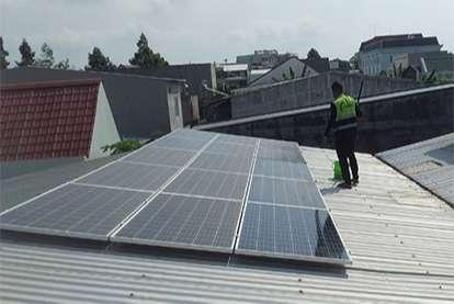 Điện mặt trời nối lưới 4kWp