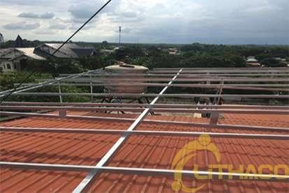 Điện mặt trời nối lưới 26 kWp