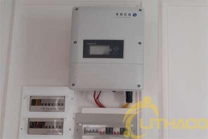 Điện mặt trời nối lưới 7 kWp