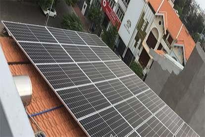 Điện mặt trời nối lưới 10.2kWp