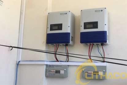 Điện mặt trời nối lưới 10.6 kWp